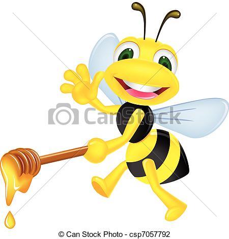 Honeybee Clip Art and Stock Illustrations. 5,309 Honeybee EPS.