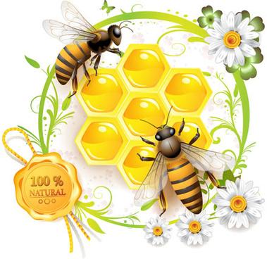 honey bee clipart ai - Clipground