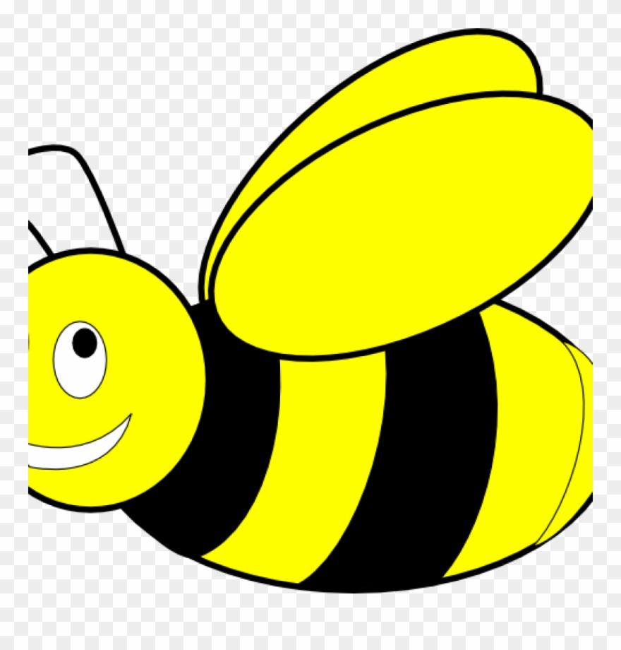 Honeybee Clipart Black And Yellow Honey Bee Clip Art.