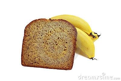Banana bread clipart.