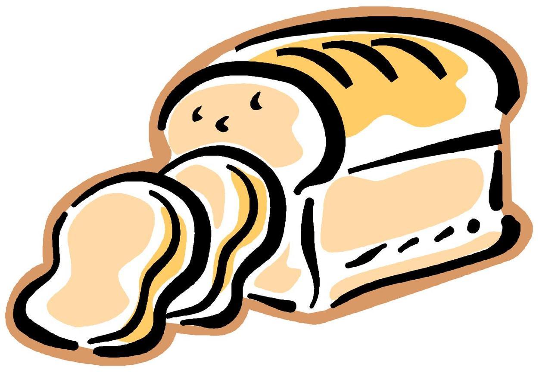 Bread & Honey Clipart Clip Art Clipart.