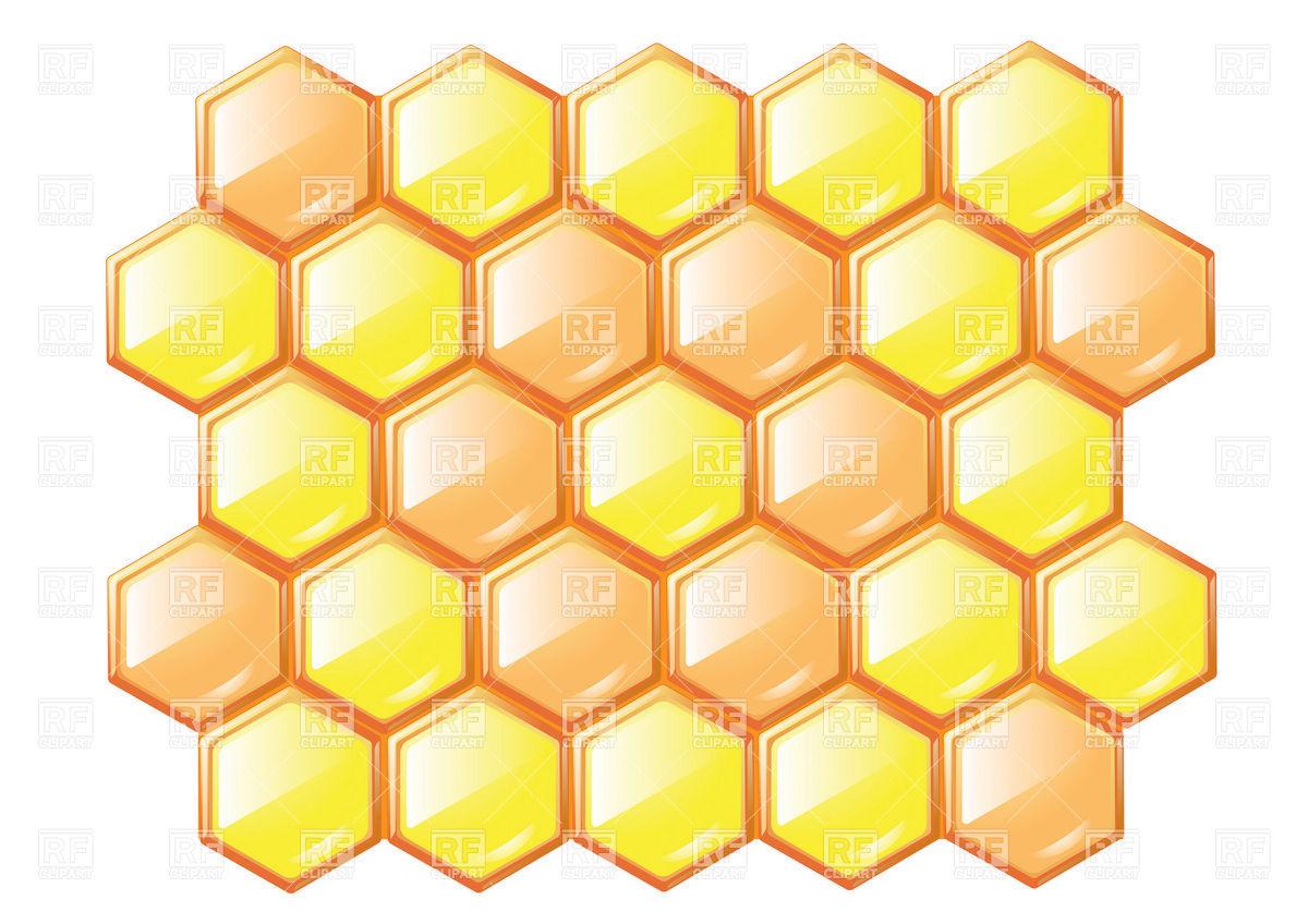 Clipart honeycomb.