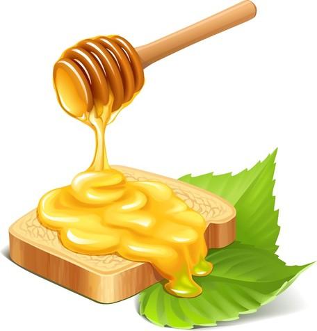 Honey Dipper Clip Art, Vector Honey Dipper.