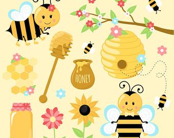 Honey clip art.