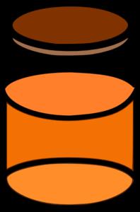 Honey Jar Clip Art at Clker.com.