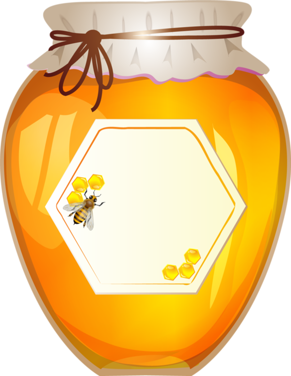 HONEY JAR *.