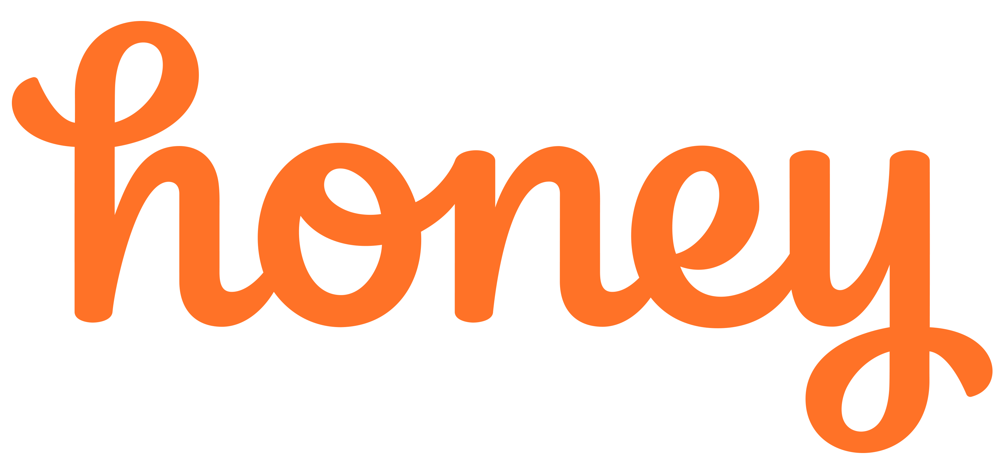 File:Honey Logo Orange.png.