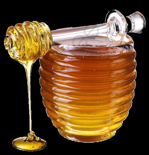 Honey, Bee, Honey Pot, Stir Honey Stick PNG Transparent Image and.