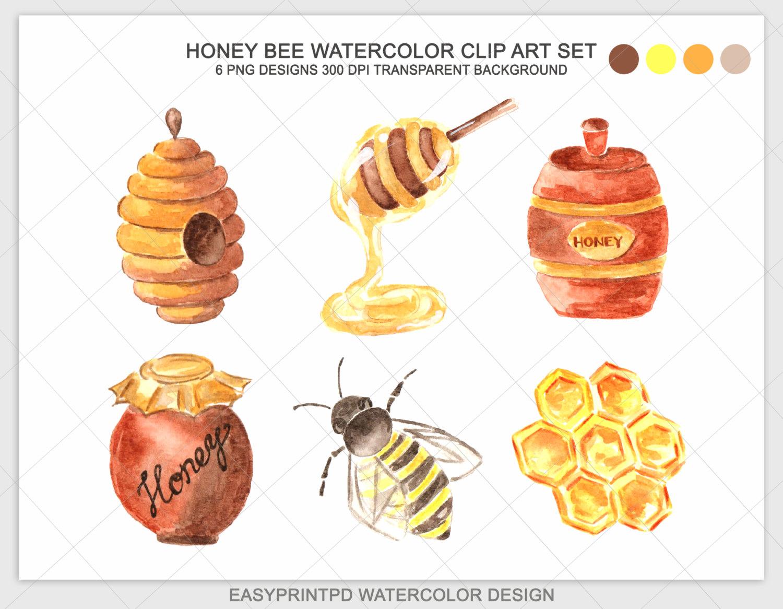 Honeycomb clipart.
