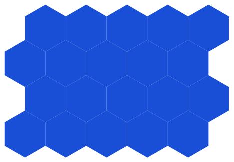Honeycomb Graphics.