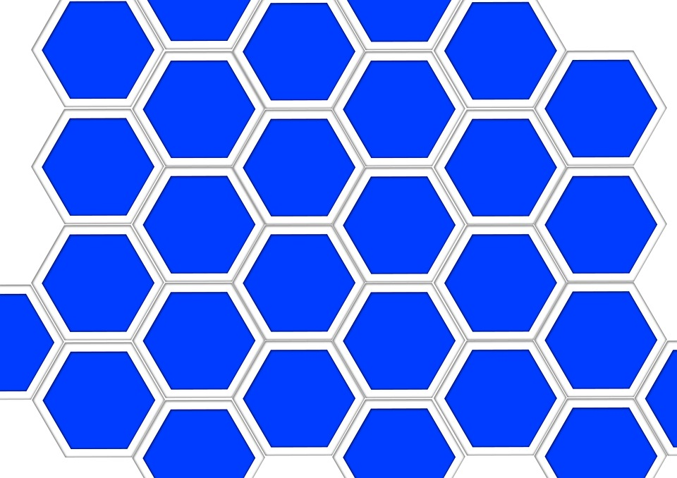 Honeycomb, Structure.