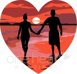 Honeymoon Clipart, Art, Honeymoon Graphics, Honeymoon Images.