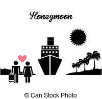 Honeymoon Clip Art and Stock Illustrations. 15,432 Honeymoon EPS.