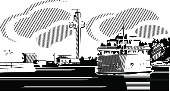 Honfleur Clip Art, Vector Images & Illustrations.