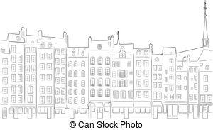 Honfleur Clip Art and Stock Illustrations. 9 Honfleur EPS.