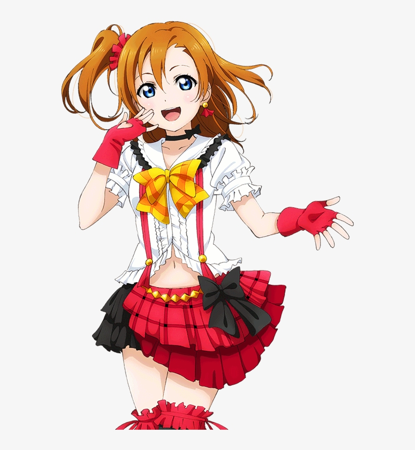 This Is The Ideal School Idol Leader.