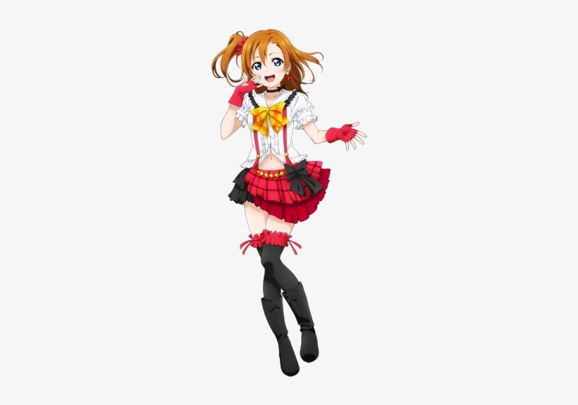 Kousaka Honoka Character Profile.