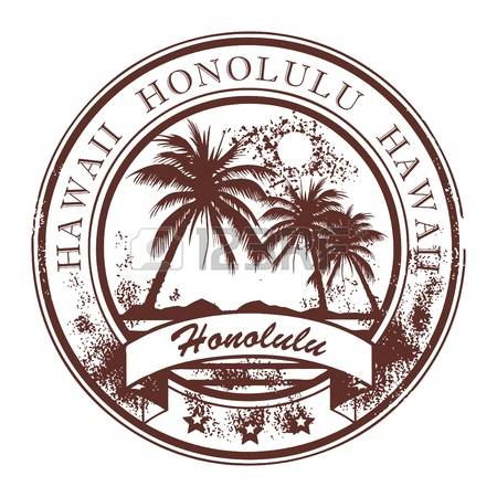 574 Honolulu Hawaii Stock Illustrations, Cliparts And Royalty Free.