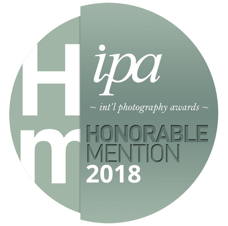 Honorable Mention at the IPA.