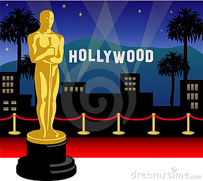 Academy Awards Clip Art.
