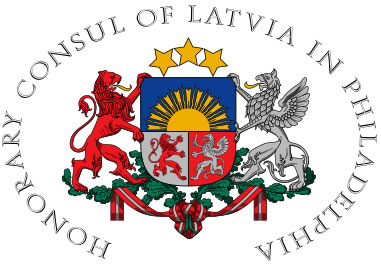 Honorary Consul of Latvia in Philadelphia.