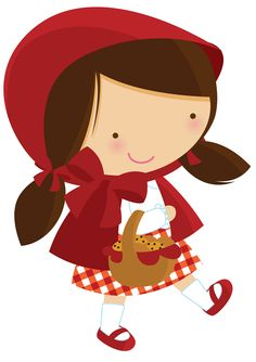 Little Red Riding Hood Clipart & Little Red Riding Hood Clip Art.