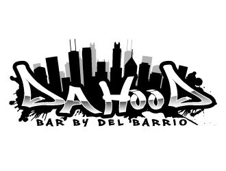 Da Hood logo design.