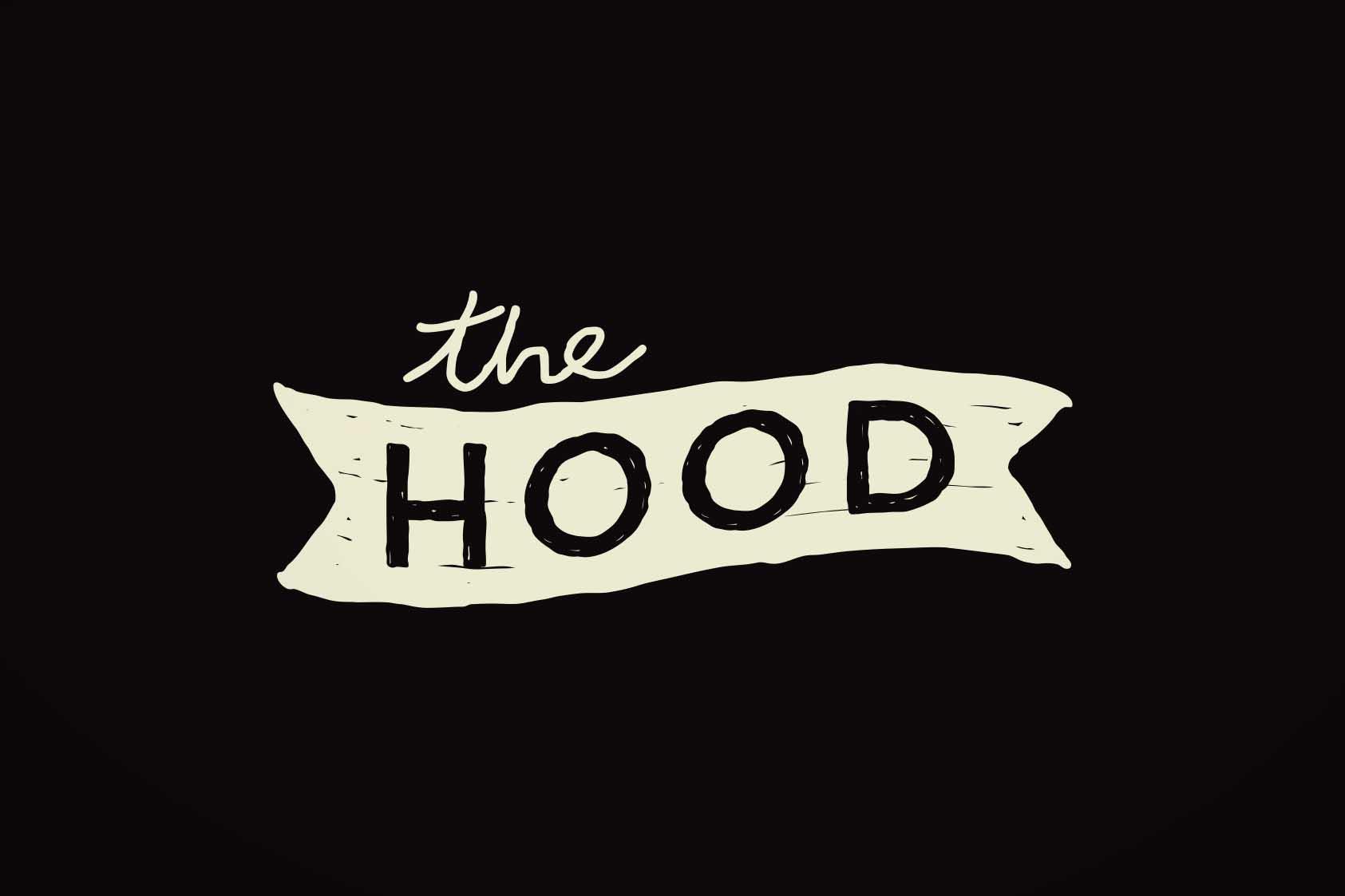 Hood Logos.