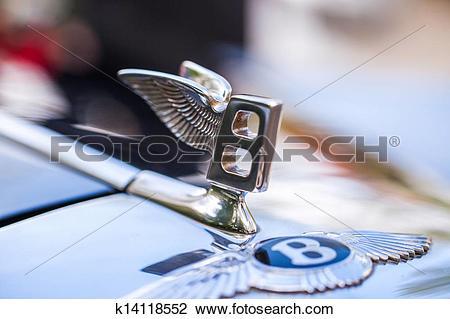 Stock Photo of hood ornament k14118552.