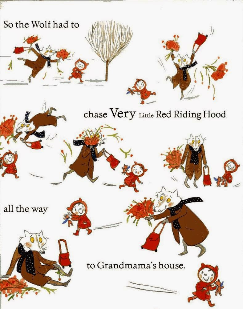 Short Story Study: Little Red Riding Hood.