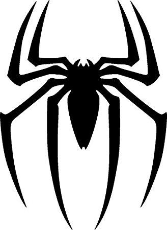 Indiashopers Spiderman 3 Logo Movie Windows, Sides, Hood, Bumper.
