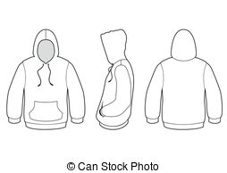 Hoodie Illustrations and Clipart. 860 Hoodie royalty free.