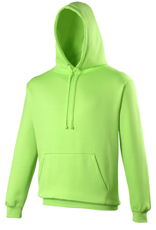 Green hooded sweatshirt clipart.