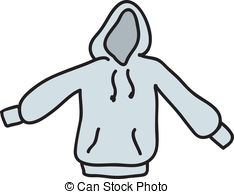 Hooded sweater Clip Art Vector and Illustration. 278 Hooded.