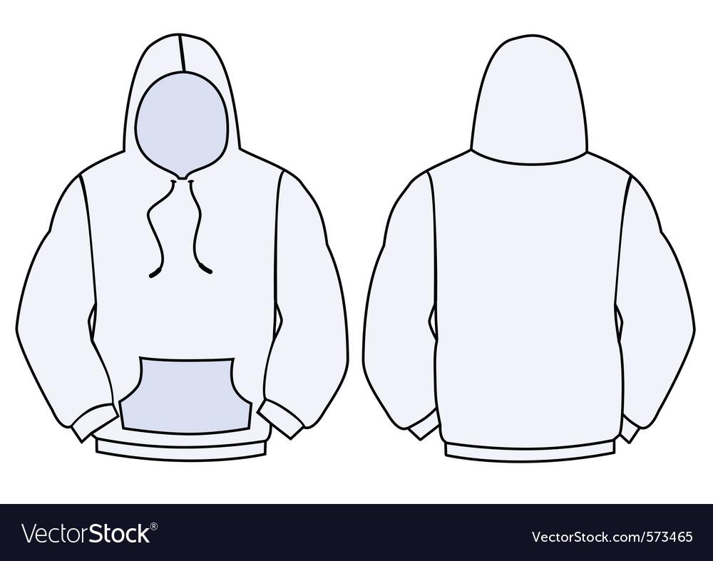 hoodie design template.