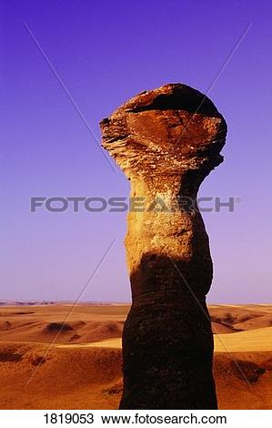 Stock Photo of Hoodoo, Jerusalem Rocks 1819053.