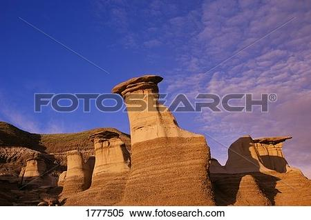 Stock Image of Hoodoos 1777505.