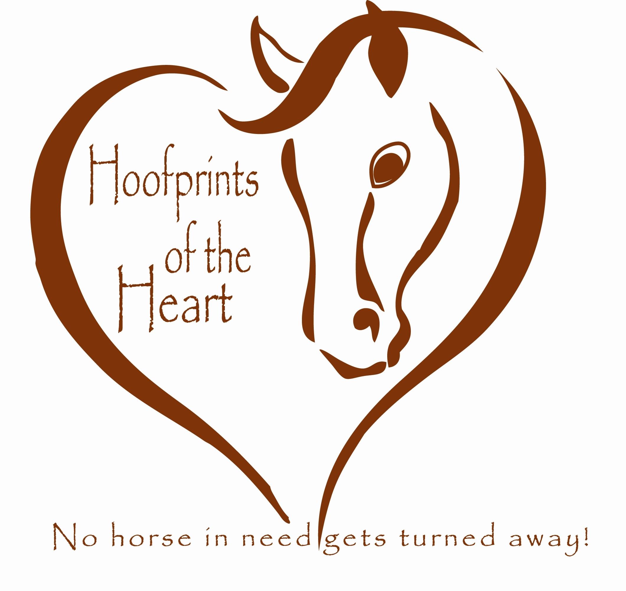 Horse Shoe Prints Clip Art Hoofprints clipart - C...