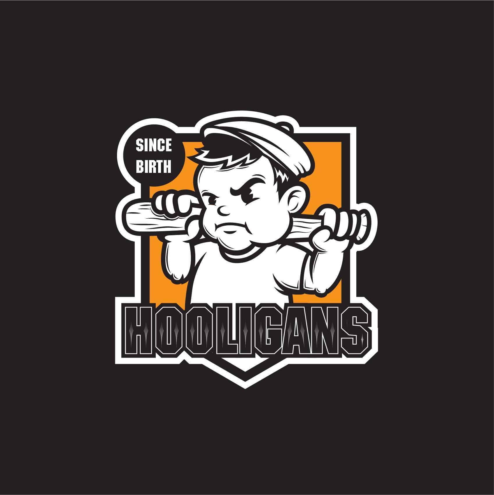 Hooligans in 2019.