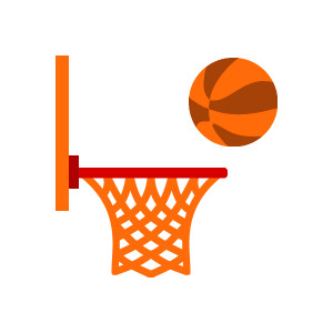 Basketball Hoop Pictures Clip Art.