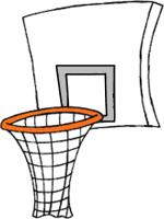 Basketball Hoop Clipart & Basketball Hoop Clip Art Images.
