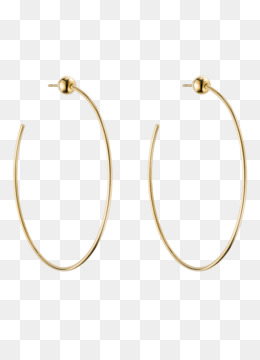 Hoop Earrings PNG and Hoop Earrings Transparent Clipart Free Download..