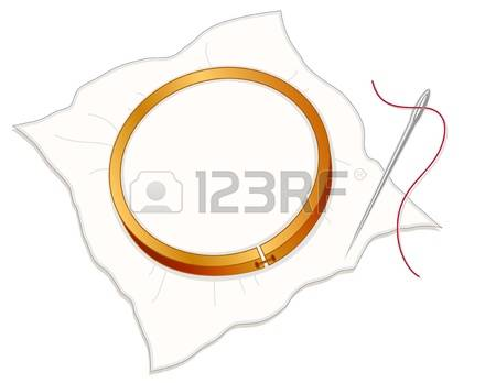 221 Embroidery Hoop Stock Illustrations, Cliparts And Royalty Free.
