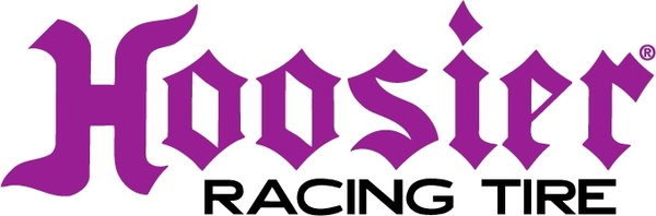Hoosier racing tire Free vector in Encapsulated PostScript.