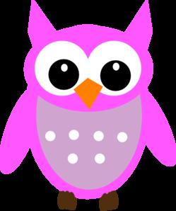 Hoot Owl Clip Art.