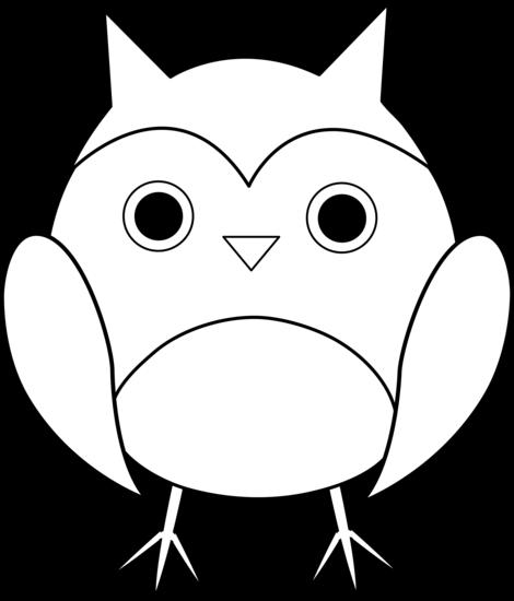 Hoot Owl Clipart.