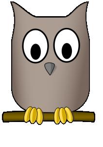 Hooter Clip Art Download.