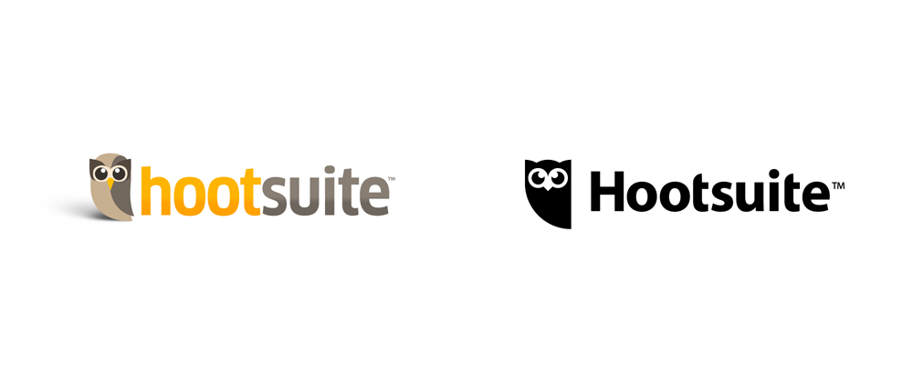 New Logo for Hootsuite by Vigilantes. Not sure if it is enough of an.