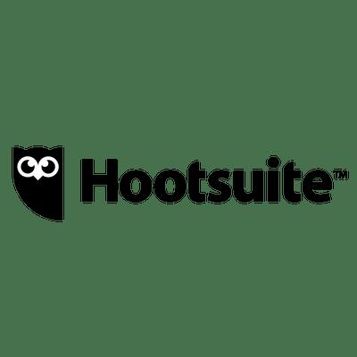 Hootsuite Logo transparent PNG.