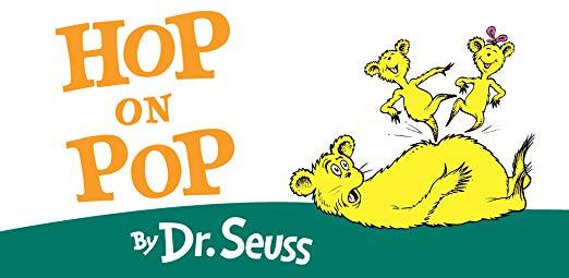 Hop on Pop.